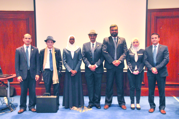 Photo Gallery: Installation ceremony for new executive committee
