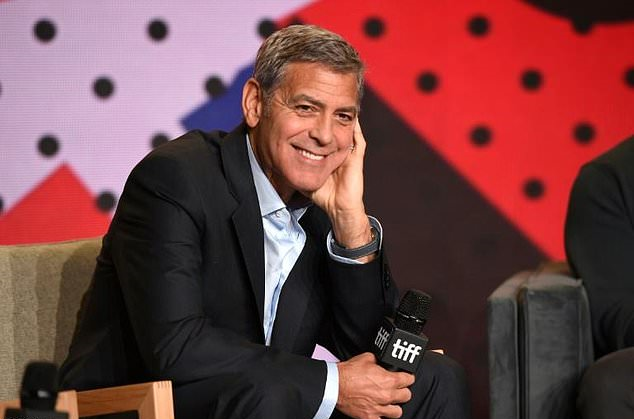 George Clooney to make TV return for 'Catch-22' miniseries