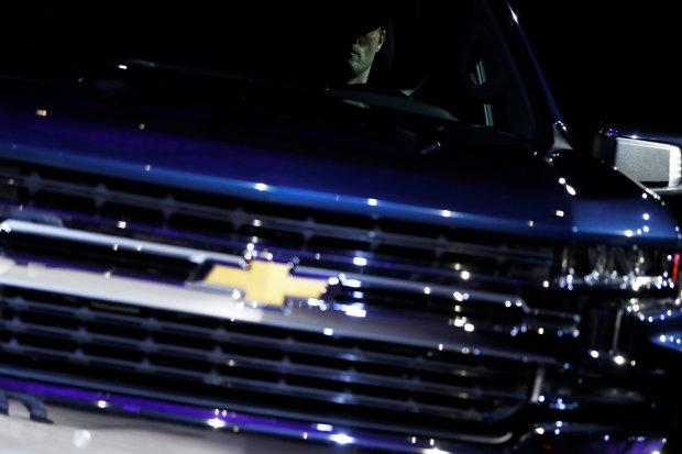GM's new Chevy Silverado bids for more US pickup profits