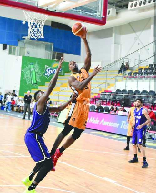 Bahrain basketball: Ahli make short work of Ettihad