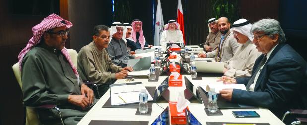 Advisory panel meet