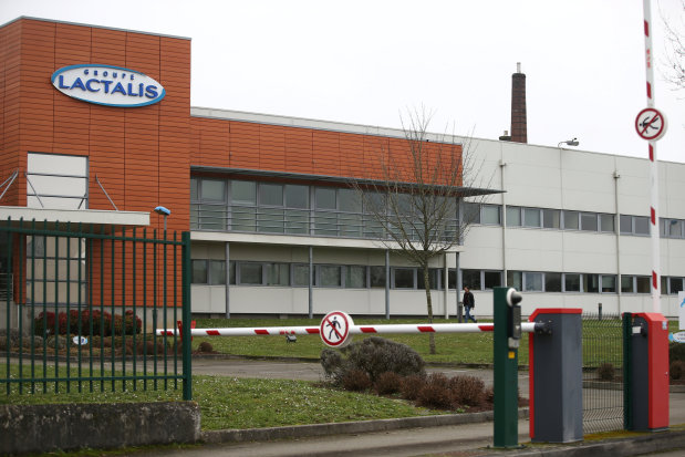 83 countries affected by Lactalis salmonella scandal says CEO