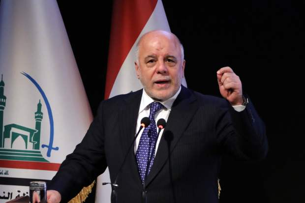 Iraq PM heads for May elections after defeating IS