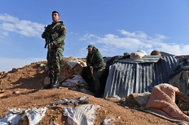 US-led coalition helps to build new Syrian force, angering Turkey