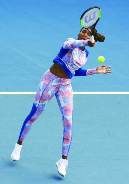 Australian Open tennis: Venus set for Bencic clash