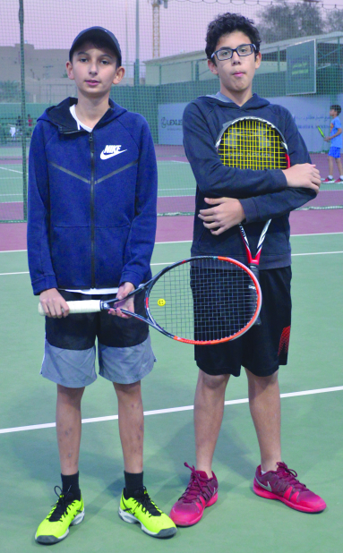 Bahrain juniors tennis: Ali takes on Mathias in final
