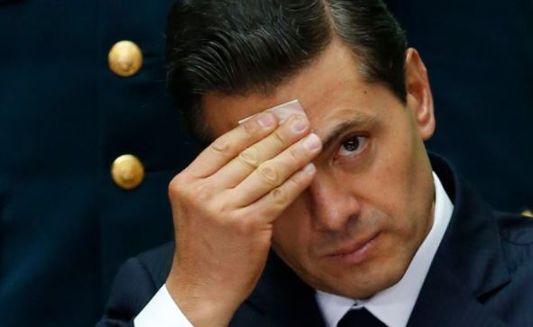 Mexican president and Cabinet members suffer eye irritation after event
