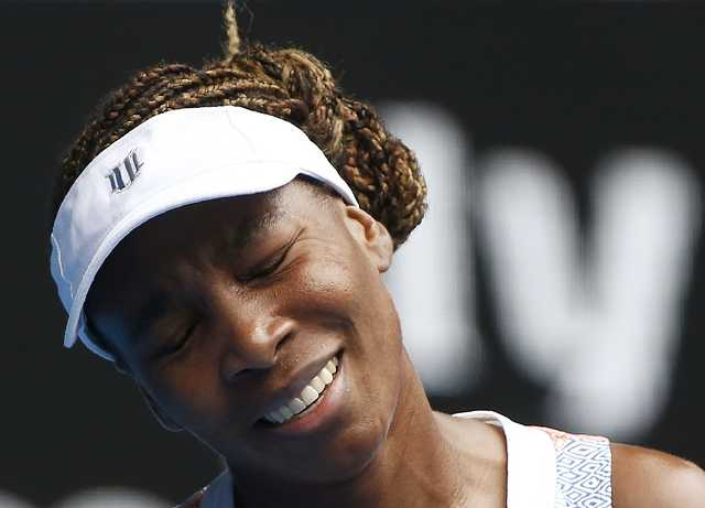 Venus and Stephens crash out of Australian Open