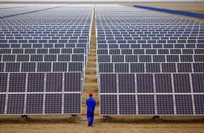 Abu Dhabi eyes second solar plant