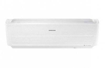 Samsung unveils 'Wind-Free' air-conditioner