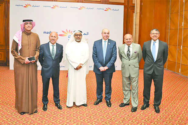 Mashreq celebrates golden jubilee