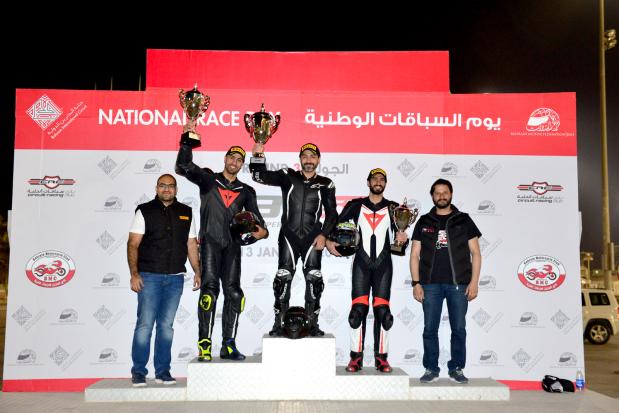Shaikh Salman and Himmo clinch wins