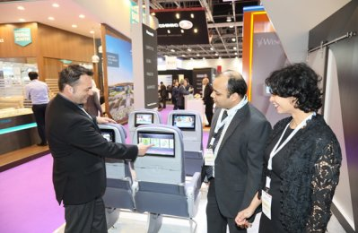 Aircraft Interiors Middle East set for exciting edition