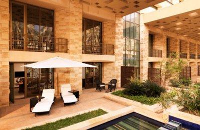 Luxury winter break at Jumeirah Messilah Beach Hotel