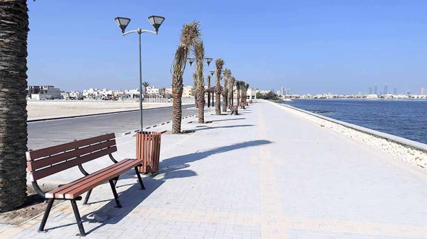Expansion of Tubli walkway on hold as designs strayed into a protected area