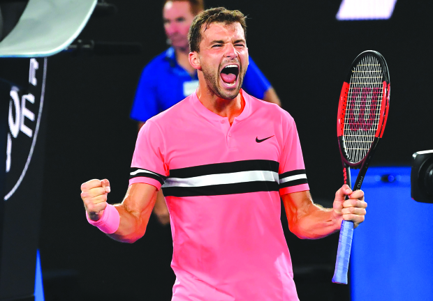 Australian Open: Dimitrov survives huge scare from qualifier McDonald