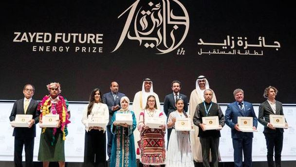 Honour for Bahrain Bayan School laureates