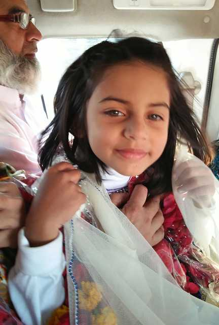 Pakistani police arrest suspect in rape and murder of seven-year-old girl
