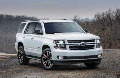 Chevrolet unveils Tahoe RST model for Middle East