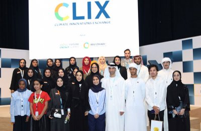 Climate Innovations Exchange kicks off in Abu Dhabi