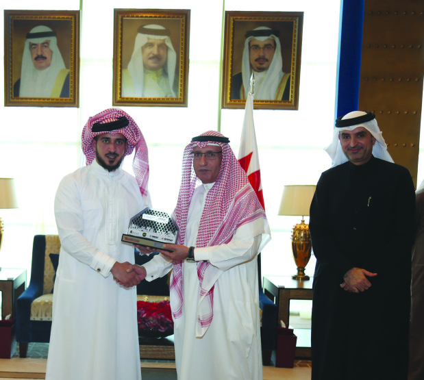 Shaikh Khalid hails Brave Week success