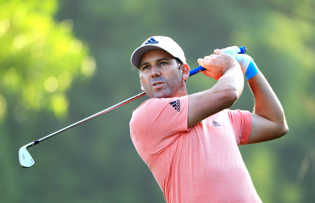 Garcia off to strong start in Singapore