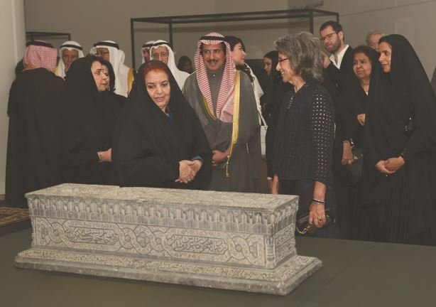 Princess Sabeeka opens art expo that focuses on rich Islamic heritage