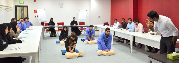 Gulf Petrochemical Industries organises first aid and CPR courses