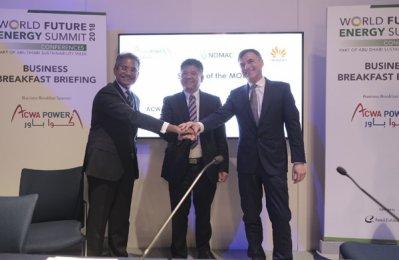 Acwa, Huawei launch FusionSolar programme