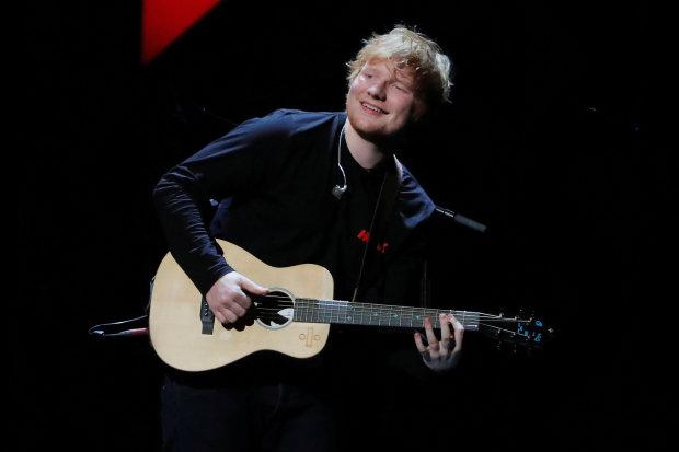 Ed Sheeran engaged to girlfriend!