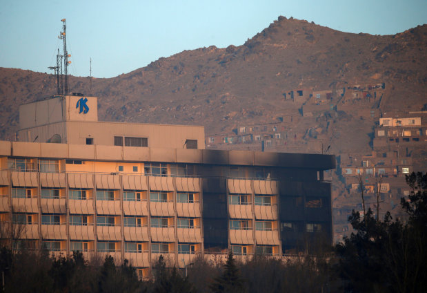 Kabul hotel attack is over says interior ministry