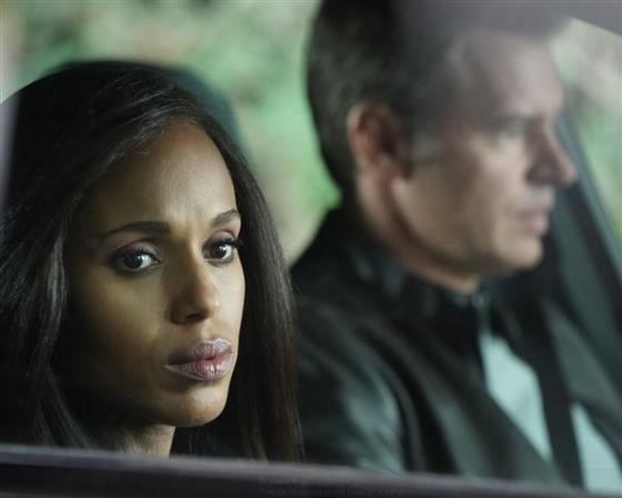 'Scandal,' the show that Twitter built, bows out