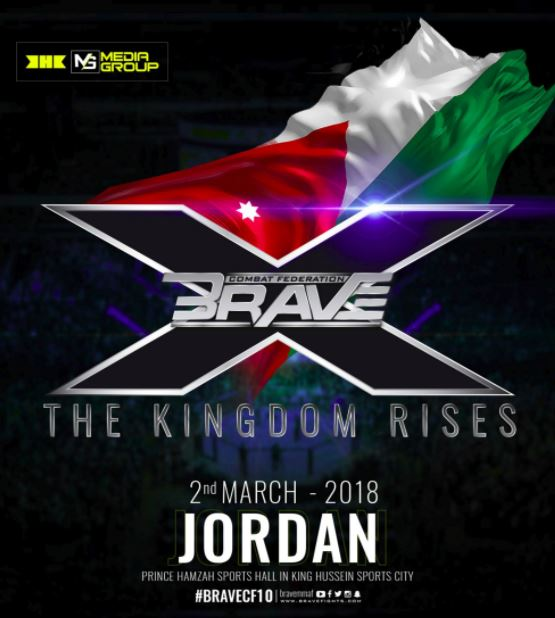 Brave 10 fight card announced