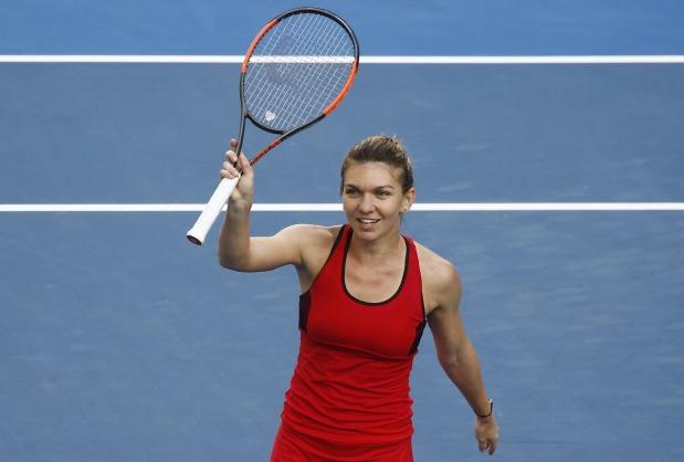 Australian Open: Top seed Halep beats Osaka to reach quarter-finals
