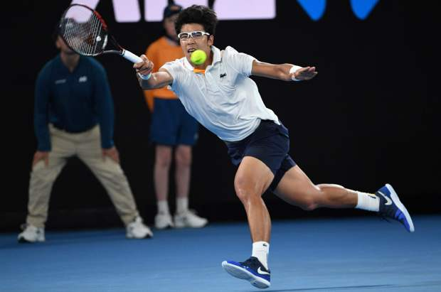 Australian Open: Chung stuns Djokovic to enter quarter-finals