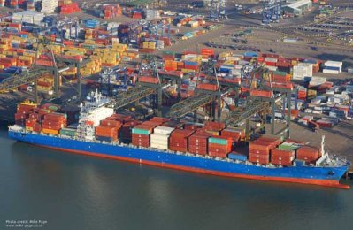 Milaha acquires largest container vessel