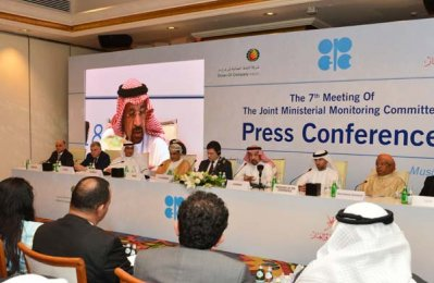Record conformity for oil output deal
