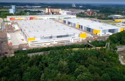 Rasmala acquires two logistics units in Germany