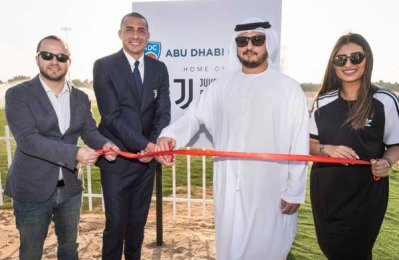 Juventus Football Club opens academy in Abu Dhabi