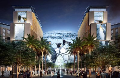 Laing O'Rourke wins big Expo 2020 Dubai contracts