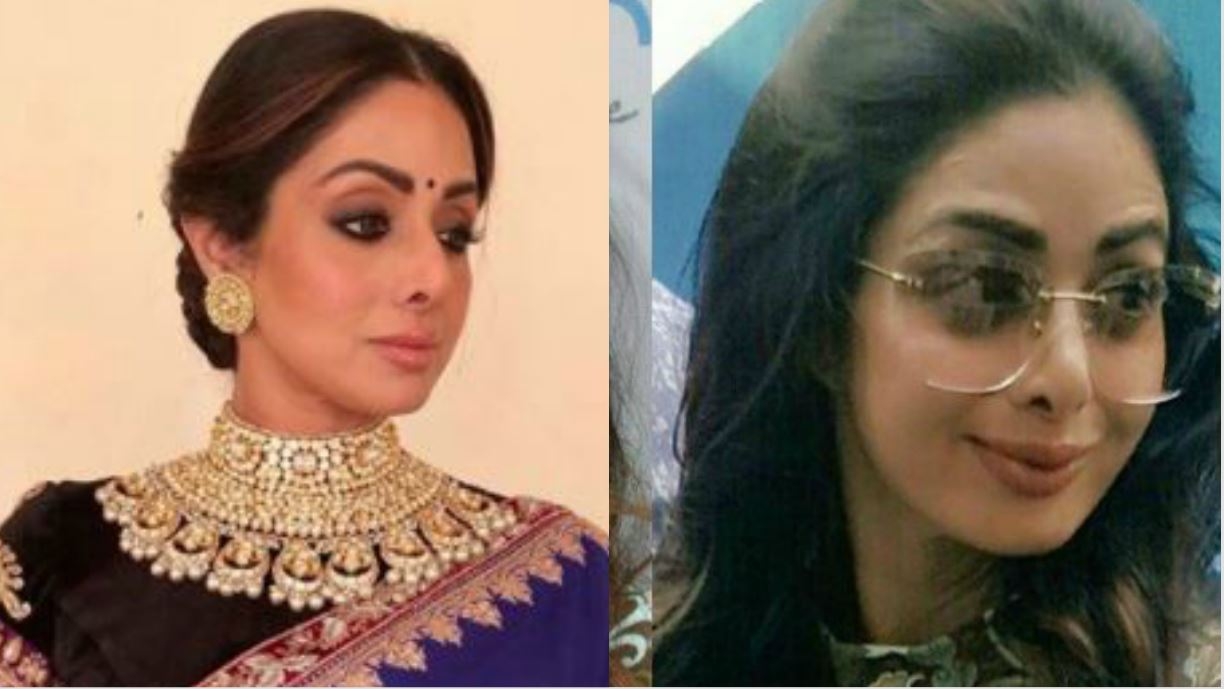 Bollywood: OMG! Sridevi had a 'lip job' and it looks awful, watch the video