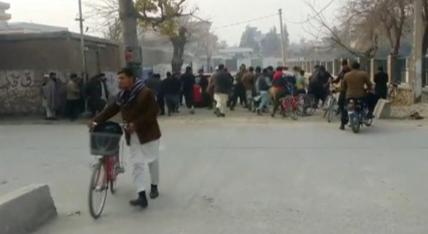 World news blast near save the children aid group office in afghanistan official says - Save the children press office ...
