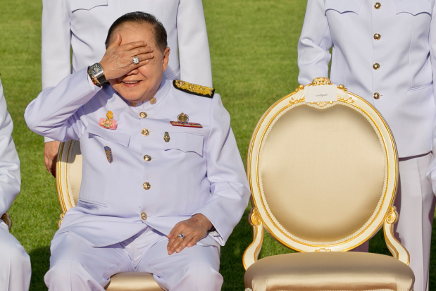On borrowed time? Thai 'Rolex General' luxury watch claims probed