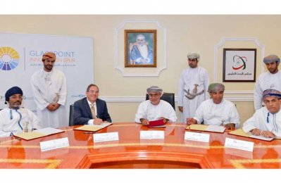 GlassPoint Solar signs CSR deal in Oman