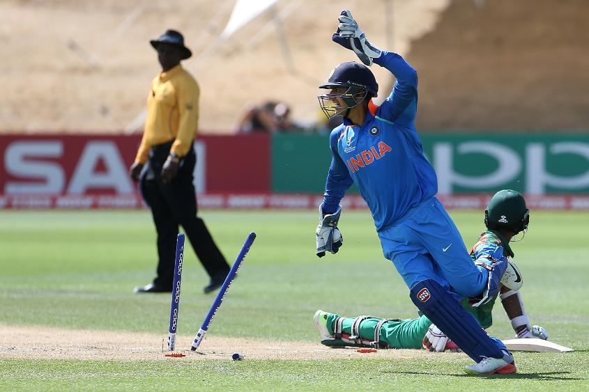 India colts thrash Bangladesh, set up semis date with Pakistan