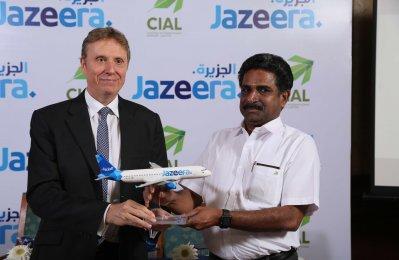 Jazeera Airways boosts India service with Kochi flights