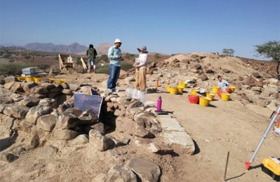Oman varsity continues excavations in settlements