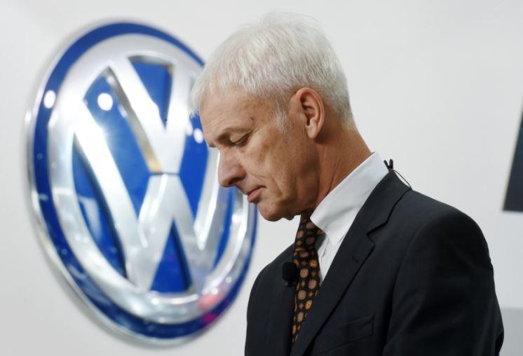 """Volkswagen CEO says diesel fume tests on monkeys were """"repulsive"""""""