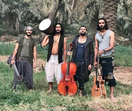 Bahraini band to perform in Dubai