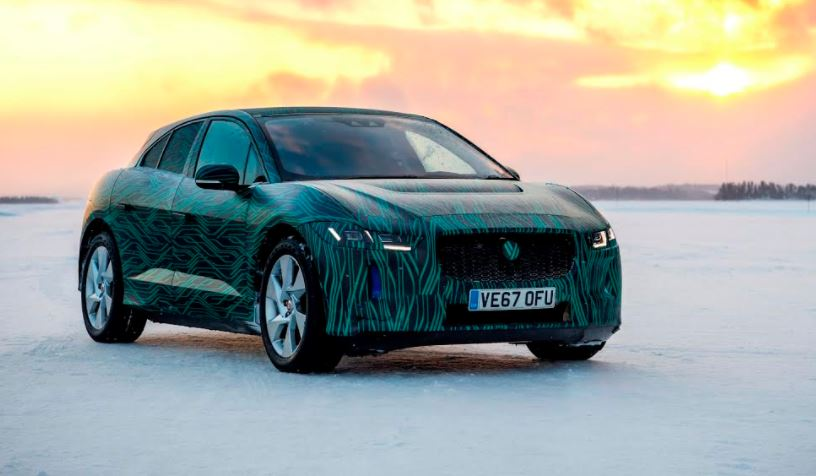 Jaguar's all-electric I-PACE promises rapid charging and thrilling performance
